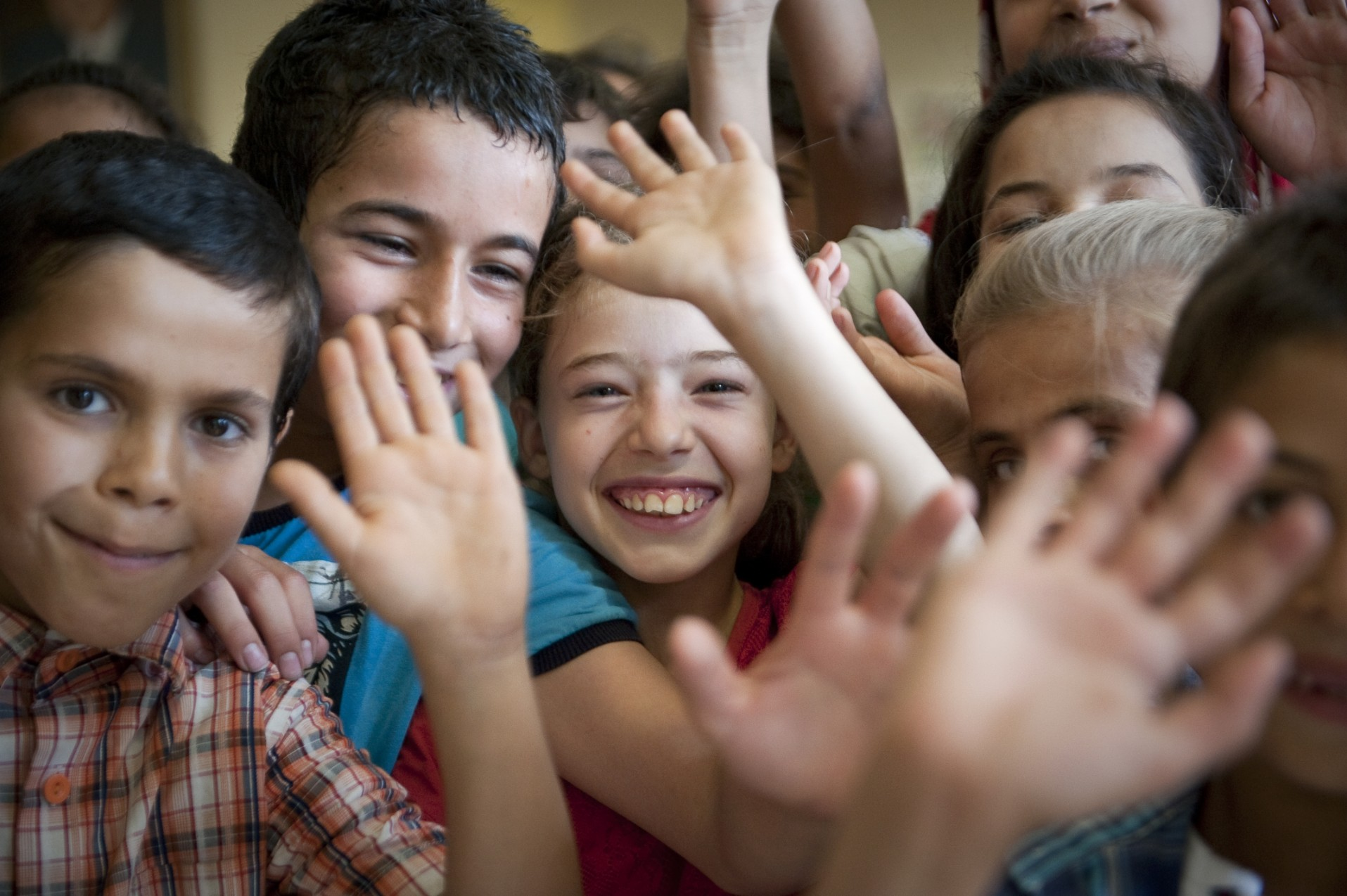 Çocuklarla Birlikte Büyüyen TEGV 23 Yaşında!
