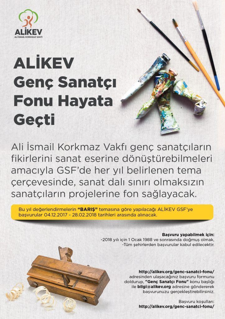 Genç Sanatçı Fonu (GSF