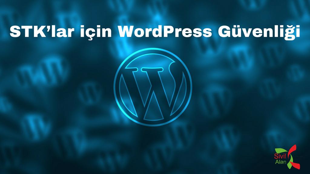 STK'lar için WordPress Güvenliği