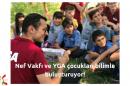 Nef Vakfı ve YGA çocukları bilimle buluşturuyor!