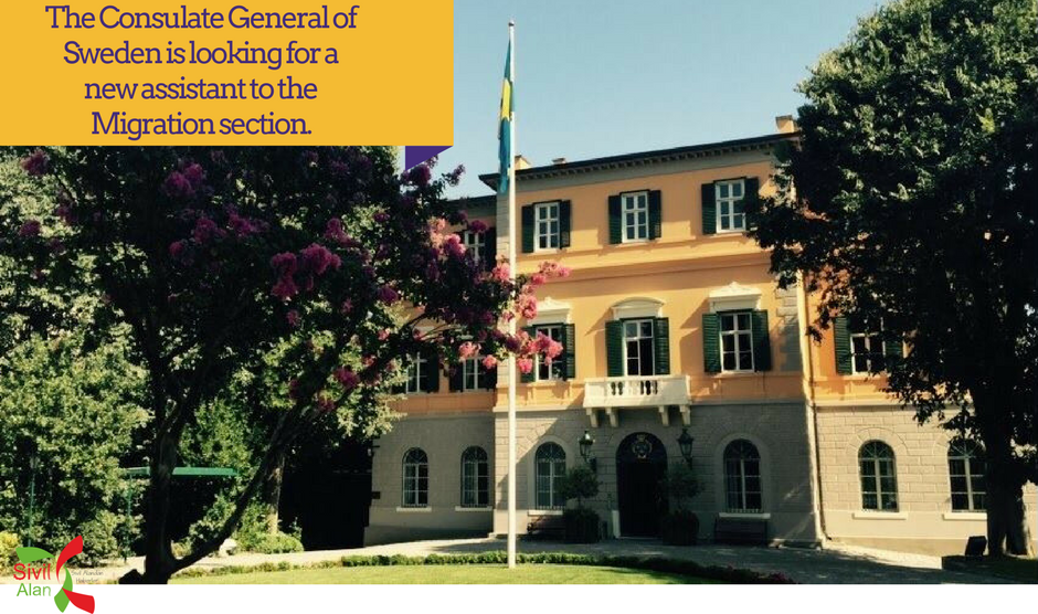The Consulate General of Sweden is looking for a new assistant to the Migration section.