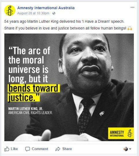 Uluslararası Af Örgütü Avustralya Şubesi