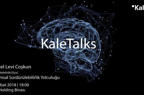 KaleTalks - İzel Levi Coşkun