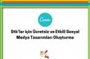 Stk'lar için Ücretsiz ve Etkili Sosyal Medya Tasarımları Oluşturma