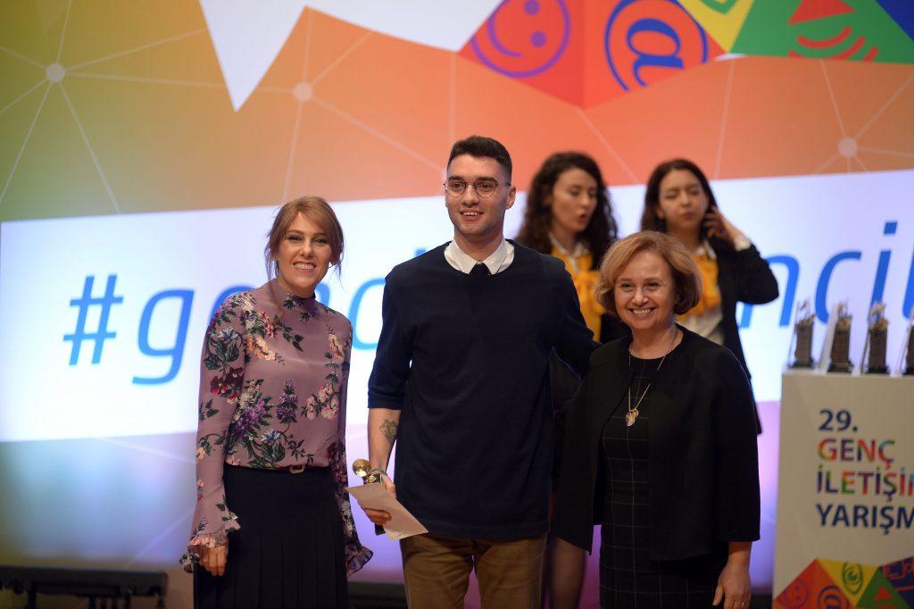 Aydın Doğan Vakfı genç iletişimcileri ödüllendirdi