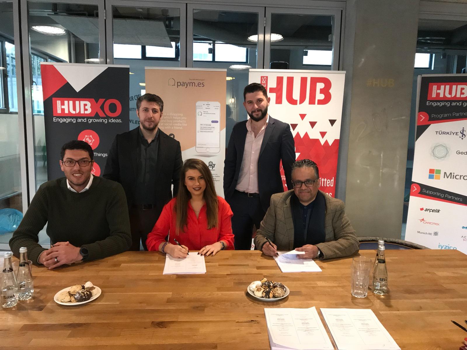 Paym.es, StartersHub ve Daal yatırımlarıyla yenilikçi ve kolay alışveriş platformunu dünyaya açacak