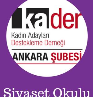 Genç Kadınlar için Siyaset Okulları'nda Sıradaki Şehir: Ankara
