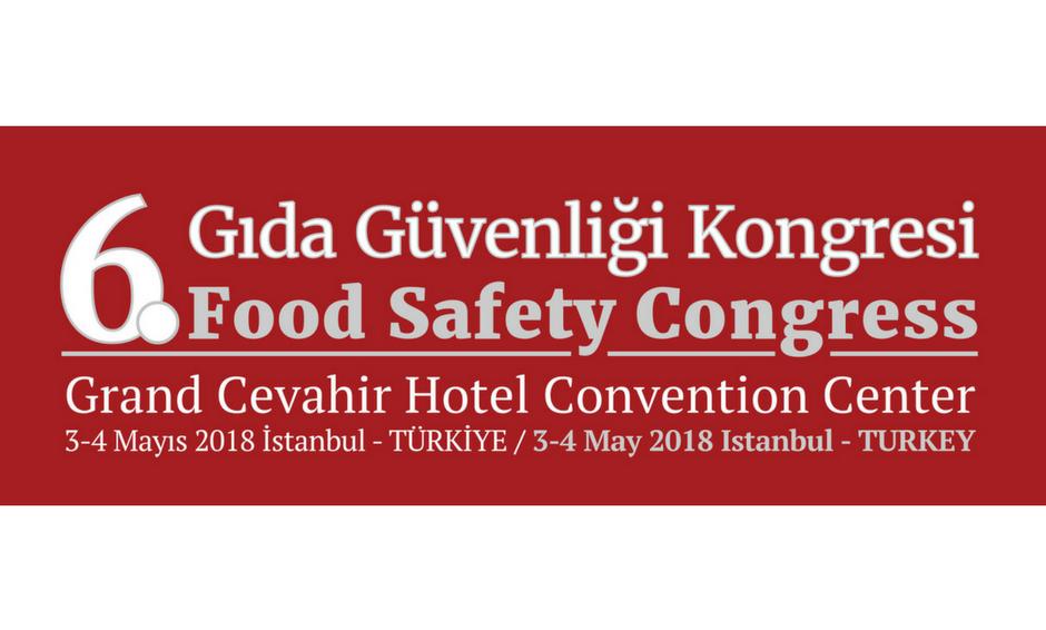 Gıda Güvenliği Kongresi İçin Geri Sayım Başladı...