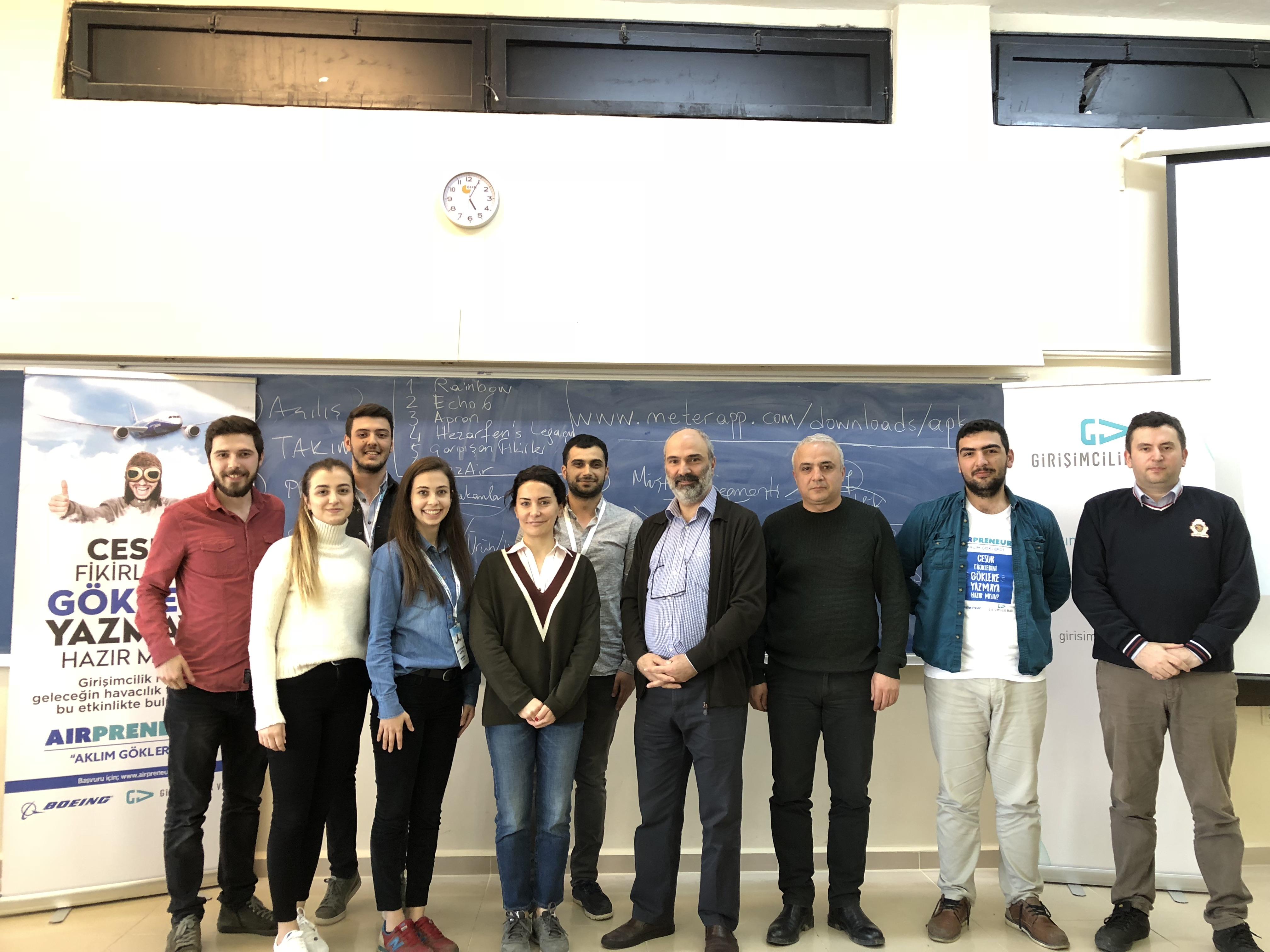 Airpreneurs Programı Trabzon'da