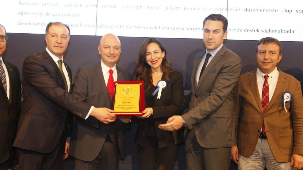 En Verimli Dergi Ödülü MAG'a