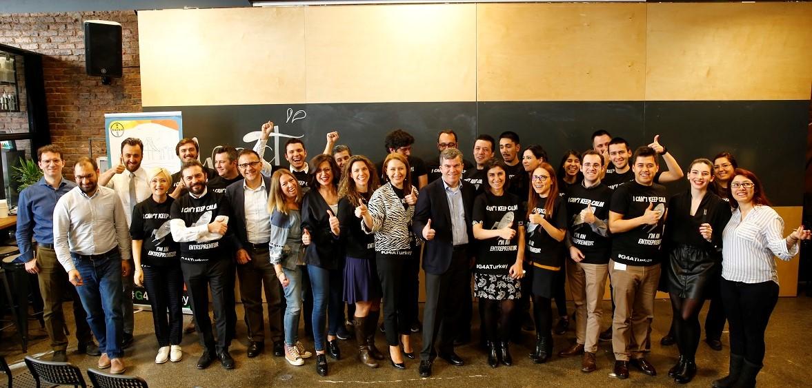 Bayer, Grants4Apps Turkey Kazananlarını Açıkladı!