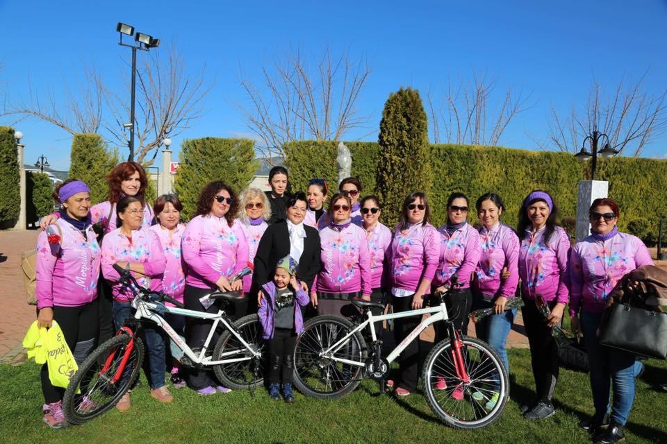 Türk Kadınının Zaferi Bisiklet Turu