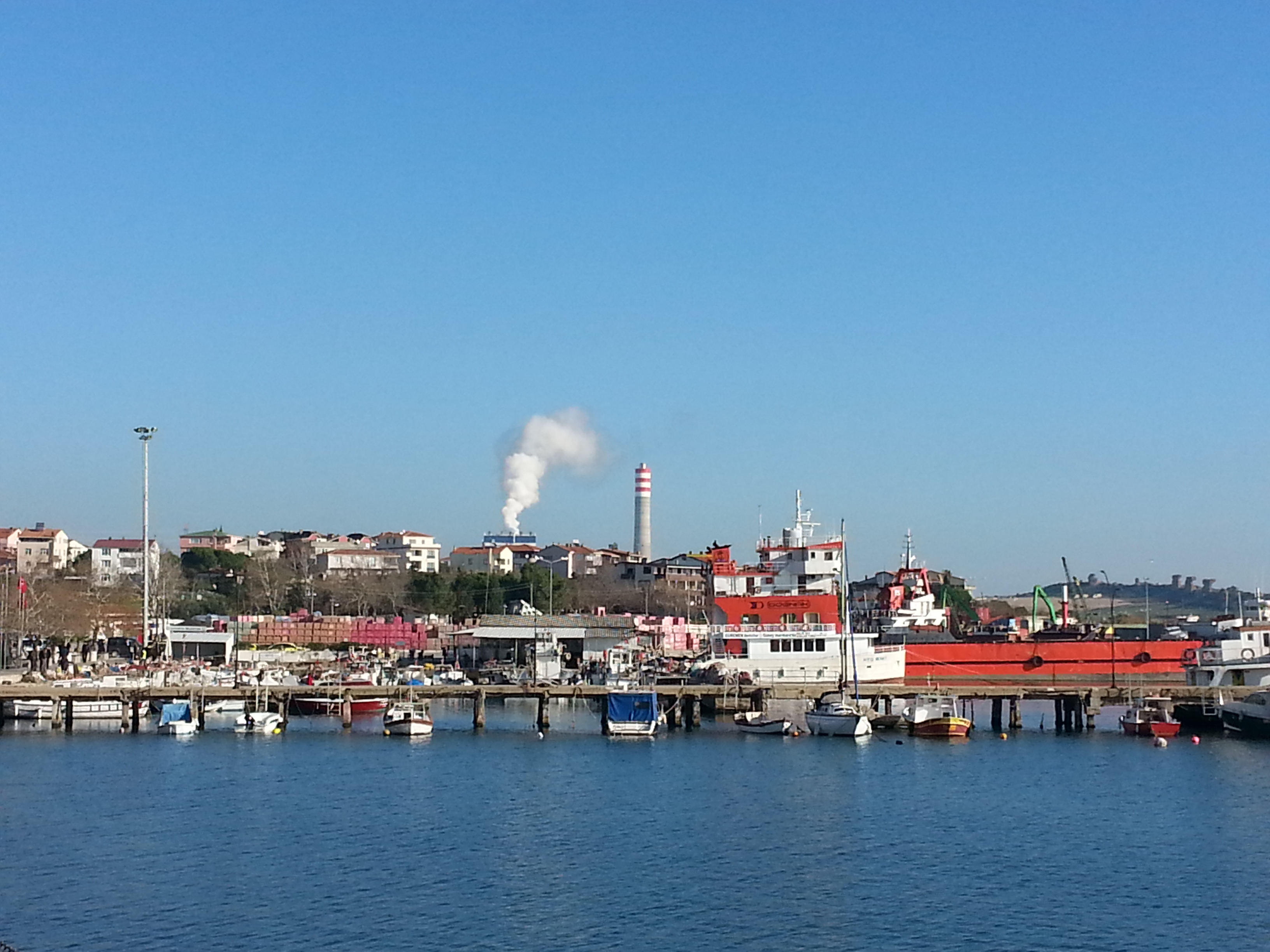 Çanakkale'den temiz hava için umut verici haber