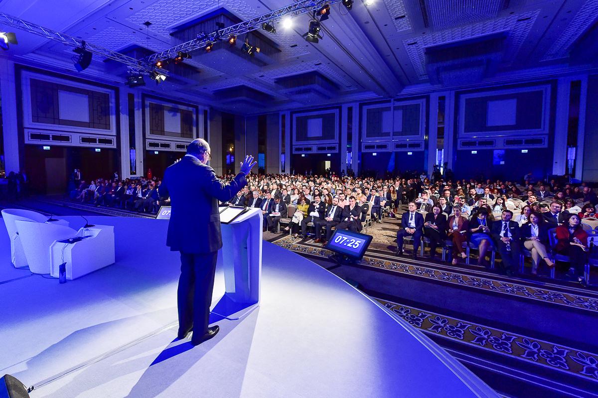 Global Girişimcilik Kongresi İstanbul'da Başladı!
