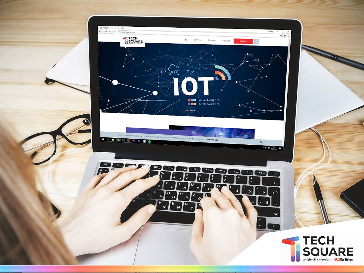 KoçSistem'in Yeni Nesil Girişimcilik Platformu TechSquare, Teknoloji Girişimlerinin Yanında!