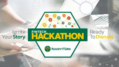 Dijitalin kalbi Hackathon'da FinTech için atacak