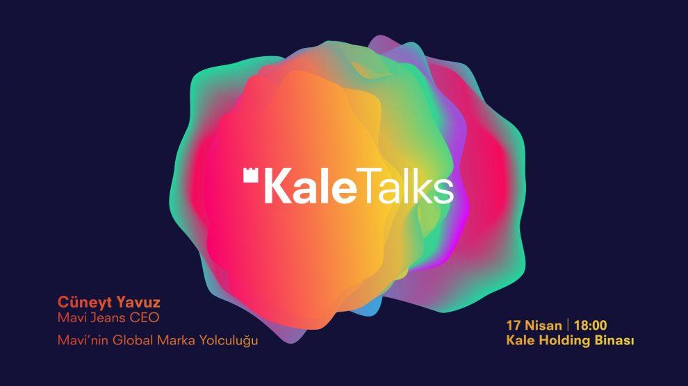 KaleTalks - Cüneyt Yavuz (Mavi Jeans CEO)
