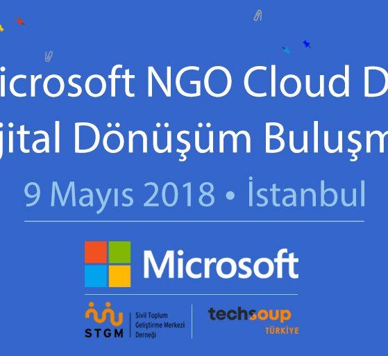 Microsoft NGO Cloud Day: Dijital Dönüşüm Buluşması