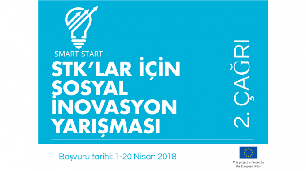 STK'lar İçin Sosyal İnovasyon Yarışması