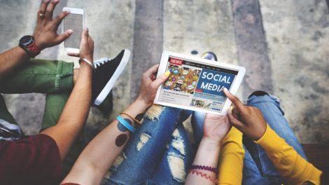 Sosyal medya, SMS ve e-postayı geride bıraktı!