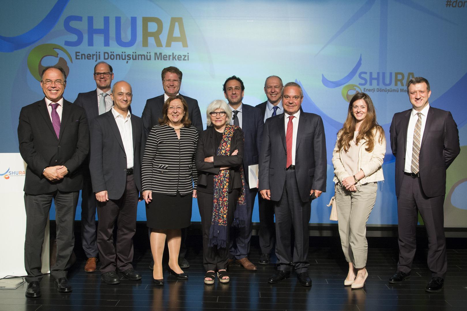 SHURA Türkiye'nin Enerji Dönüşümü için Yola Çıktı!