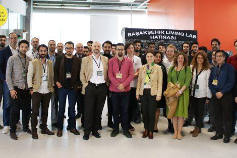 Başakşehir Living Lab'tan girişimcilere büyük destekBaşakşehir Living Lab'tan girişimcilere büyük destek