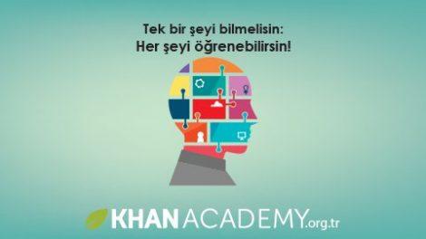 En İyi Sosyal Etki Ödülü Khan Academy'nin Oldu
