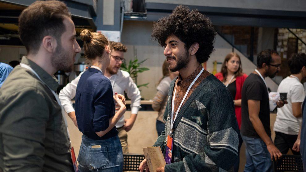 Türkiye'de yaşayan mülteci girişimci adayları için Build Your Future başvuruları başladı