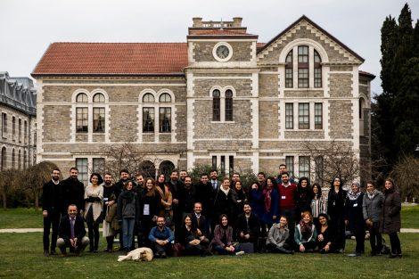Boğaziçi Avrupa Siyaset Okulu   Yaz 2018 Eğitim Programı Duyurusu