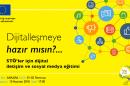 """""""STÖ'ler İçin Dijital İletişim ve Sosyal Medya Eğitimi""""ne Başvurular Başladı"""