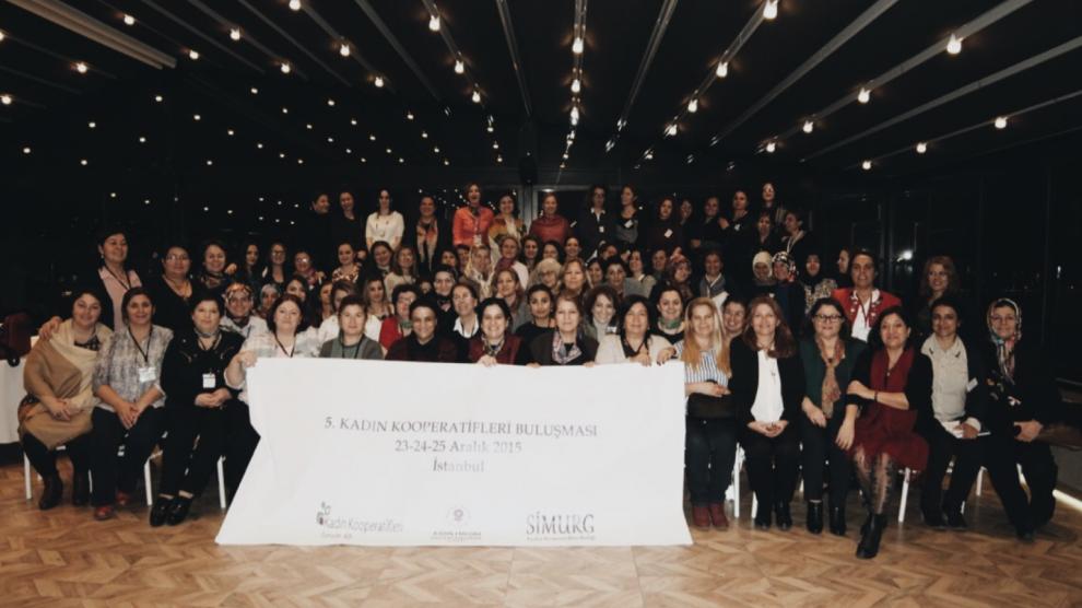 Kadın Kooperatifleri Kalkınmadaki Dönüştürücü Rollerini Güçlendirmek İçin Bir Araya geliyor!