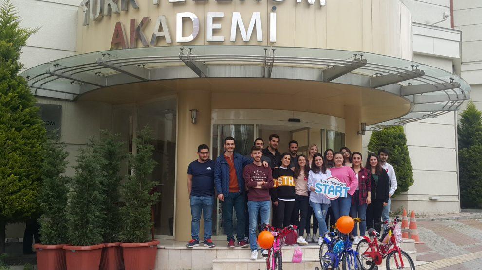 """Türk Telekom'un Genç Yetenek Programı """"START""""a başvurular başladı"""