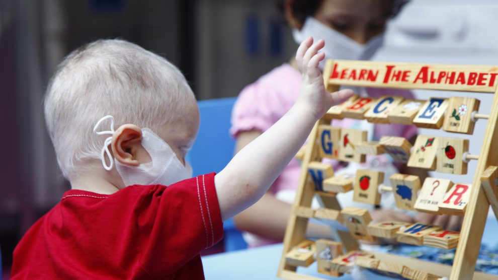 Kanserli Çocuklara Umut Vakfı Bayram Bağışlarınızla Çocuklara ve Ailelerine Destek Oluyor