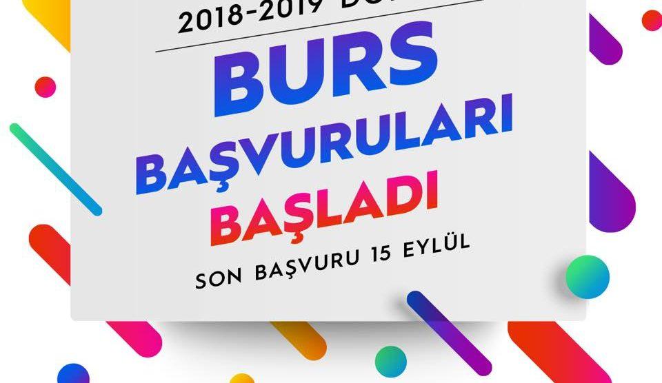 Toplum Gönüllüleri Vakfı 2018-2019 dönemi burs başvuruları başladı.