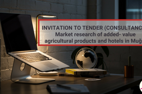 INVITATION TO TENDER (CONSULTANCY): Market research of added- value agricultural products and hotels in Muğla