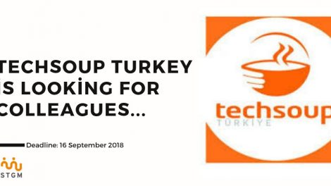 Techsoup Turkey is Looking for Colleagues