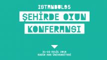 İstanbul95 Şehirde Oyun Konferansı 21-22 Eylül'de Kadir Has Üniversitesi'nde düzenleniyor.