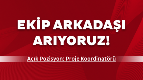 Özel Olimpiyatlar Türkiye Proje Koordinatörü arıyor!