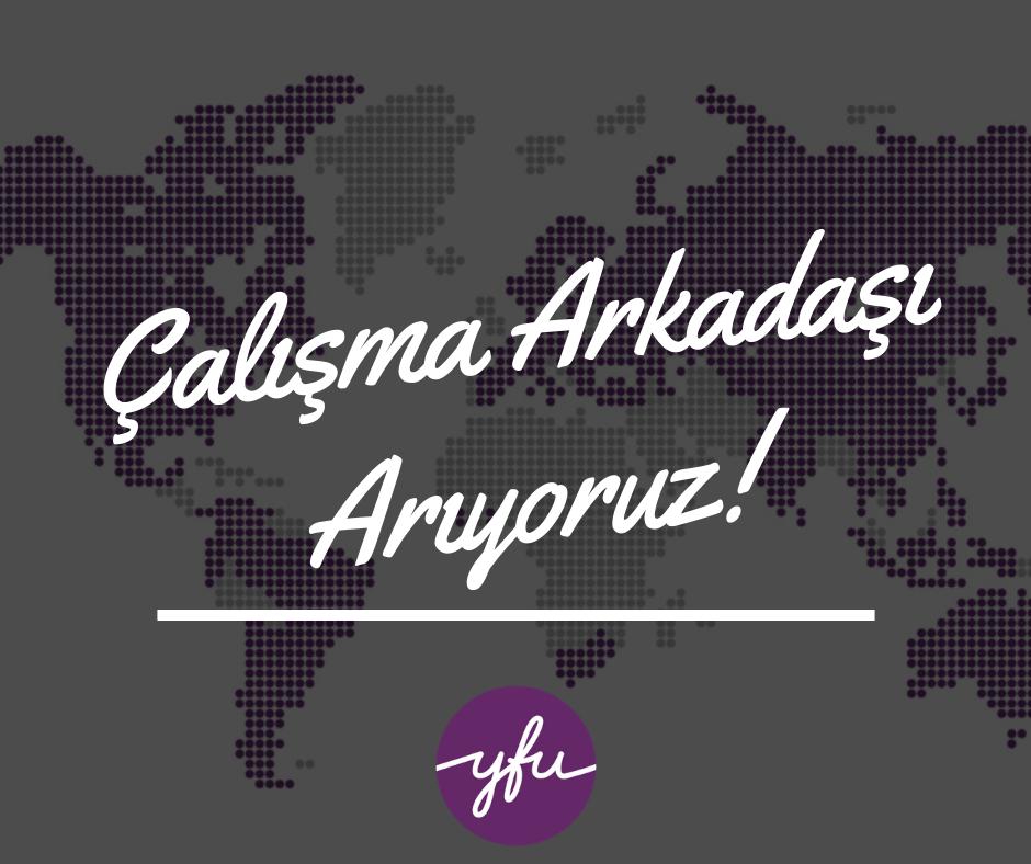 YFU Türkiye Ankara Ofisine Program Asistanı Arıyor!