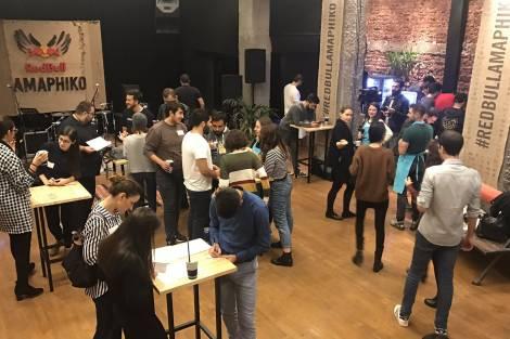 Red Bull Amaphiko Connect için sosyal girişimcilerin başvuruları bekleniyor!