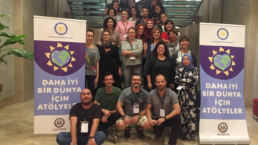 TEGV'de Yeni Bir Eğitim Etkinliği Başlıyor: Daha İyi Bir Dünya İçin Atölyeler
