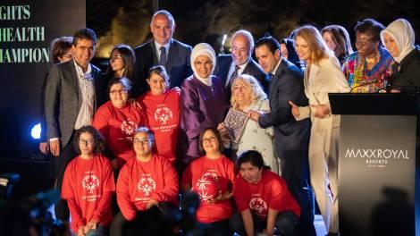 Birleşmiş Milletler Nüfus Fonu'ndan Dilek Sabancı'ya Ödül!