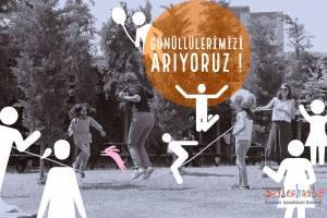 Sulukule Gönüllüleri Derneği 2018-2019 dönemi için gönüllülerini arıyor!