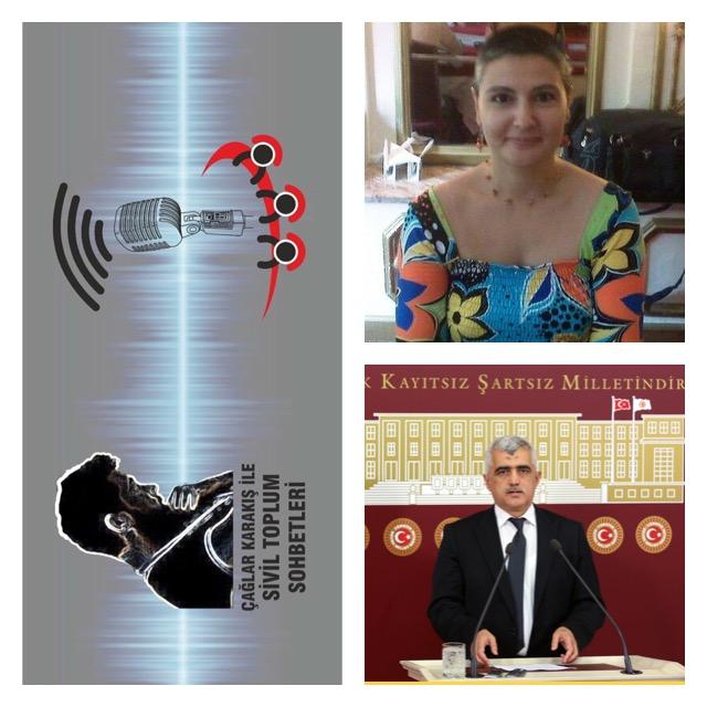 Sivil Toplum Sohbetleri yaz arasından sonra tekrar 23 Ekim Salı saat 18.00 de başlıyor...
