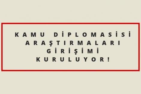 Kamu Diplomasisi Araştırmaları Girişimi