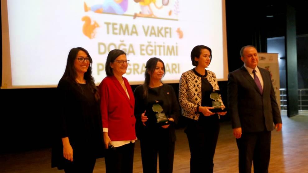 TEMA Vakfı gönüllüsü öğretmenler doğa eğitimleri için buluştu !