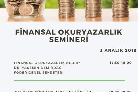 Finansal Okuryazarlık Seminer