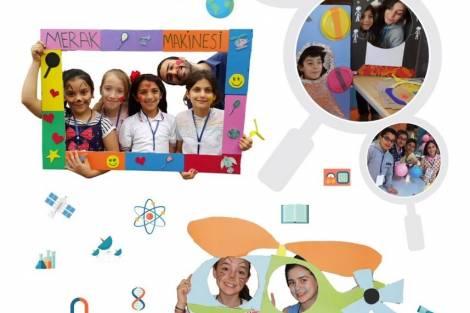 Bilim Kahramanları Derneği, Merak Makinesi projesi için Ankara, İzmir, Eskişehir ve İstanbul'da ikamet eden gönüllülerini arıyor!