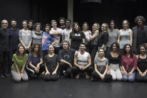 Cultural Education Through Theater projesi sona erdi!