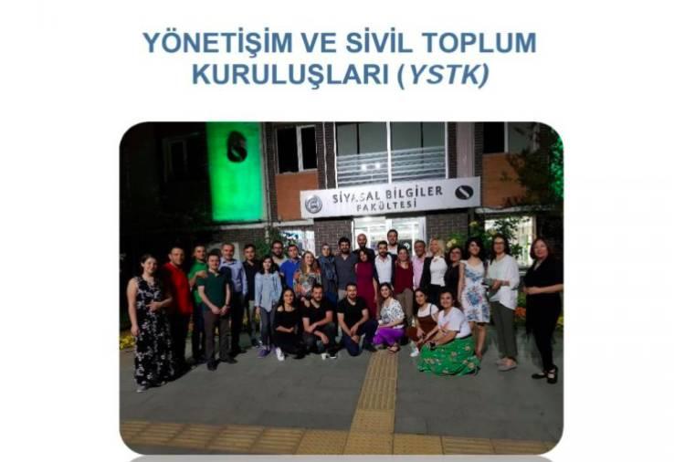 Marmara Üniversitesi Yönetişim ve Sivil Toplum Kuruluşları Tezsiz Yüksek Lisans Programı başvuruları başlıyor!